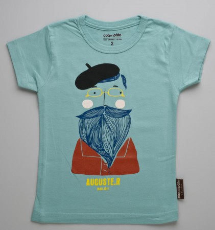 T shirt Rodin for Children...