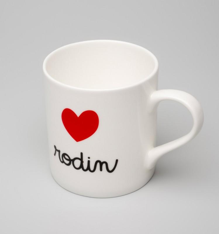 Mug Love Rodin