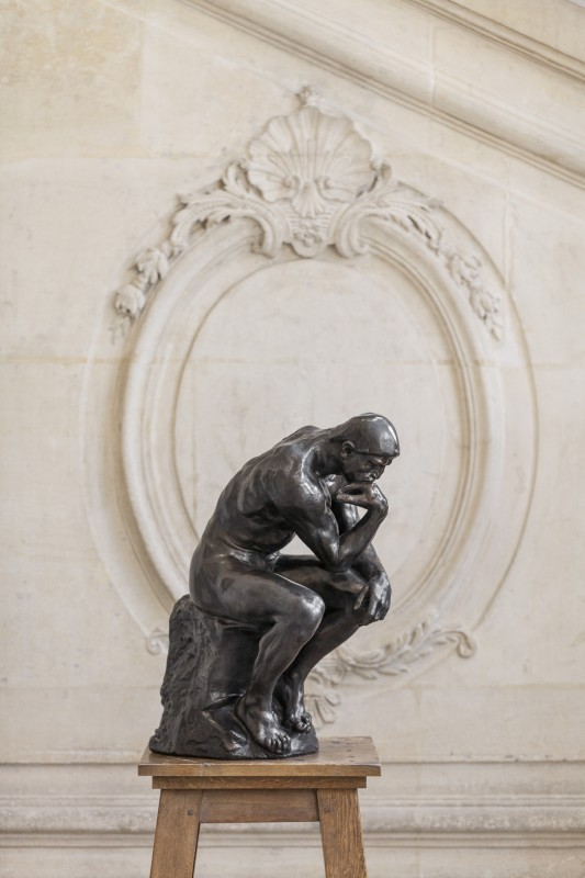The Thinker 71 CM