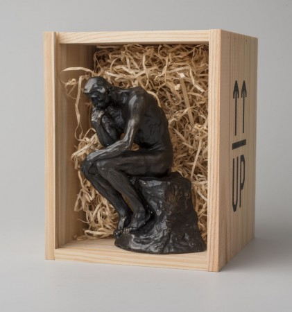 The Thinker Miniature