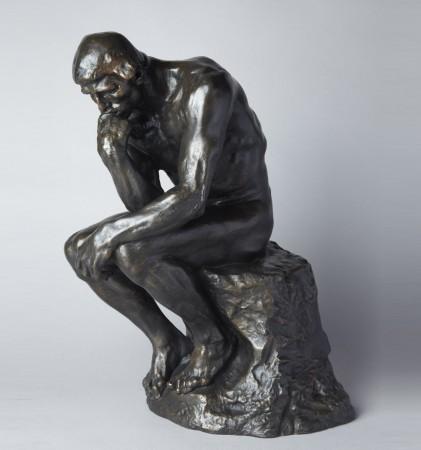 Le Penseur De Rodin Reproduction De Sculpture Officielle Du Musee Rodin